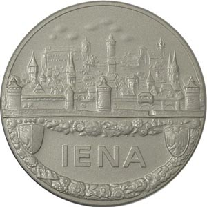Серебряная медаль Душа Алексеева